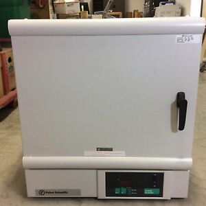 Fisher Scientific Isotemp Oven Incubator Model 6859 Used Working s15