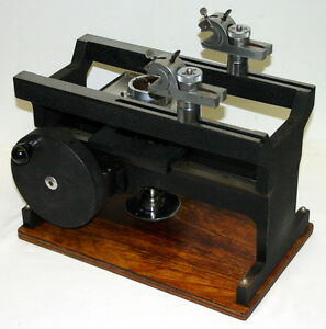 Lipshaw Sliding Sledge Microtome Model 80a