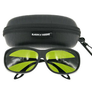 850nm 980nm 1064nm Od4 Ir Infrared Laser Protective Goggles Safety Glasses Ce