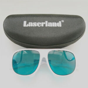 Uv Red Laser Protective Glasses Goggles Eyewear 190nm 380nm 600nm 760nm Od4 Ce