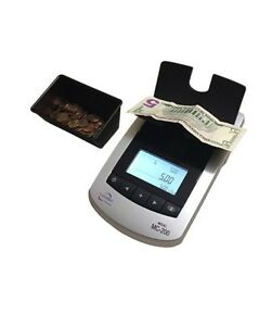 Cm 200 Money Counter By Weight Counts Drawers In60sec For Small Size Businesses
