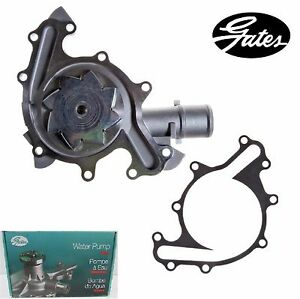 Gates Engine Water Pump For Ford Mustang V6 3 8l 1996 2004