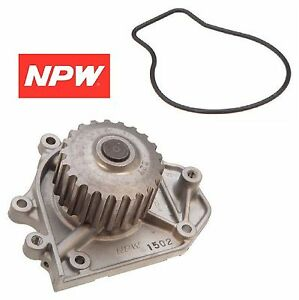 Npw Engine Water Pump For Acura Integra Gs r Type R 1 8l 97 98 00 01