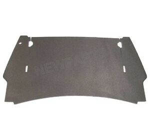 For Porsche 911 912 Insulation For Engine Compartment Sound Proofing Oem Brand
