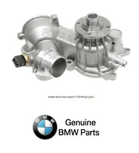 For Bmw E65 745i 760i E66 745il 760li Engine Water Pump Genuine Brand New