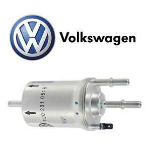 For Vw Beetle 2006 2010 Jetta 2002 2005 Gas Fuel Filter Oes 1j0 201 051 B