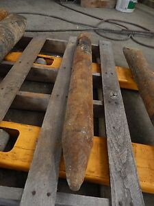 Bit 3 4 Excavator Hydraulic Hammer Point Breaker Allied Atlas Copco Npk Tramac