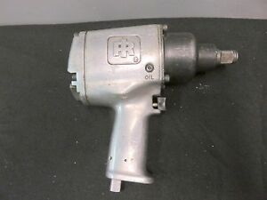 Ingersoll Rand 3 4 Air Drill Wrench Drive Pneumatic Impact