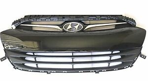 2013 2017 Genesis Coupe Front Grille Upper Lower Grille With Molding 3 Parts