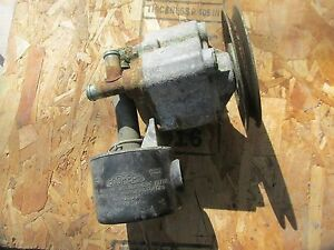 1969 Air Smog Emissions Pump Mg Midget 1275 Engine Lqqk