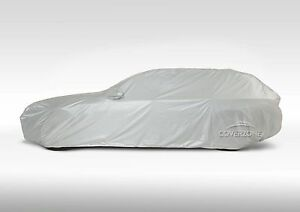 Fitted Indoor Outdoor Voyager Car Cover For Volkswagen Fox Hatchback 2004 On F73
