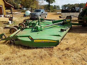 John Deere Hx20 Rotary Mower Farm Equipment Tractor Mower Jd 20