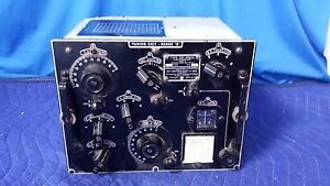 Westinghouse Tuning Units Range A E With Aircraft Transmitter Unit flx