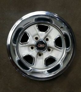 1976 Gm Oldsmobile Cutlass Rally Wheel 15 X 7 5 Lug Used
