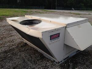 Liquidation 3 Ton Lennox Rooftop Package Heating Cooling Unit 3ph 704