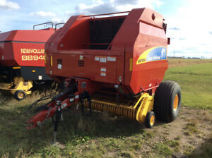 2010 New Holland Br7090 Hay Forage Equipment