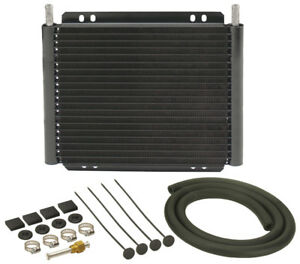 Derale Series 8000 Plate Fin Transmission Cooler Kit 13503 New