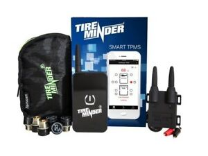 Minder Research 6 Transmitter Tire Pressure Monitoring System Compatible W Ipho