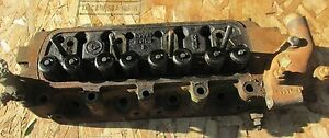 Vintage 1969 Mg 1275 Engine Cylinder Head Low Miles Lqqk