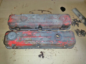 Buick 350 Set Of Valve Covers Used
