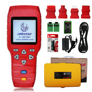 Car Key Programmer Obdstar X100 Pro C D E Mileage Correction Odometer Adjustment
