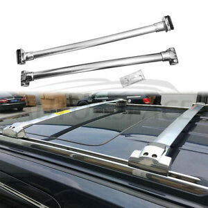 Fit For Jeep Grand Cherokee 2011 2018 Steel Roof Rack Rail Cross Bar Crossbar
