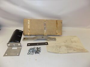 New Original Oem 1965 1968 Ford Mercury Trailer Hitch Kit Tow Towing Boxed Set