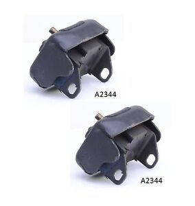 2 Pcs Front Left Right Motor Mount For 1974 1978 Ford Mustang Ii 2 3l 2 8l