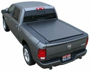 Truxedo Lo Pro Tonneau Roll Up Bed Cover For 09 18 Dodge Ram 1500 W Rambox 5 7