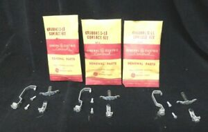 lot Of 3 New General Electric Contact Kit 6960045g11 Nos Contact Kit