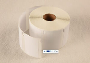 16 Rolls Compatible Dymo Labelwriter Thermal Adhesive Labels 30334 Name Tag