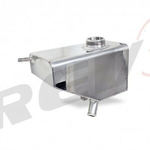 Aluminum Overflow Coolant Reservior Tank For Ford Mustang 05 10 All Models