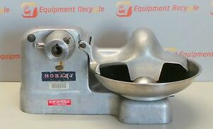 Hobart Commercial Buffalo Food Chopper Cutter Slicer Mixer 208v 84181d