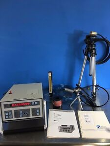 Met One Laser Particle Counter A2400 W Manuals And Accessories 115v