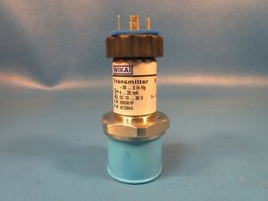 Wika 4215664 Transmitter Made In Germany