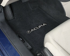 Acura Tl 2009 2013 Floor Mat Set 4 Piece Choose Logo On Fronts