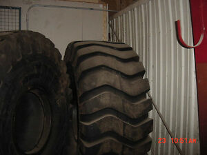 29 5 25 Tires Wheel Loader Tires Construction Equipment Tires E3 l3