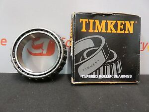 Timkin 52400 Tapered Roller Ball Bearing Double Cup New