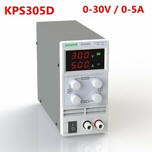 Pro Kps305d 0 30v 5a Adjustable Digital Switching Dc Power Supply Ac 110v Us As