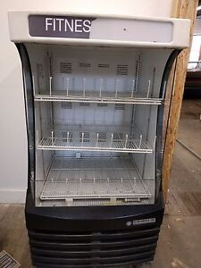 Beverage Air Bz13 1 w The Breeze Open air Curtain Merchandiser Refrigerator