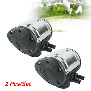 2 Pcs bag Sheep Milking Machine Pneumatic Pulsator For Sheep 60 40 Free Delivery