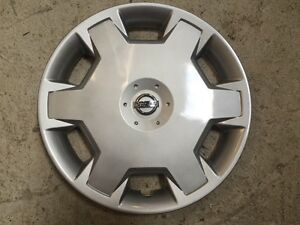 53072 15 Hubcap Wheel Cover Nissan Versa Cube 2007 08 09 10 11 12 13 14 15 New