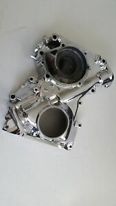 Datsun 70 83 240z 260z 280zx Polished Show Quality Engine Motor Timing Cover A