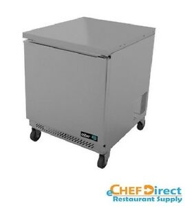 Asber Autf 27 27 Single Door Undercounter Freezer