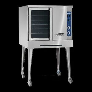 Imperial Single Deck Standard Depth Convection Oven Model Icv 1