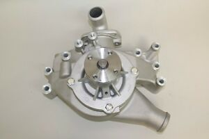 Prw Mopar 361 440 High Performance Aluminum Water Pump Kit As cast 8814 Kit