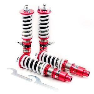 Godspeed Gsp Mono Ss Coilovers Suspension Lowering Kit Civic 92 00 Eg Ek Ej New