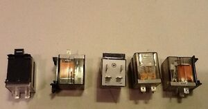 Lot Of 5 finder Model 65 31 250v Relay New 65 31 8 012 0300