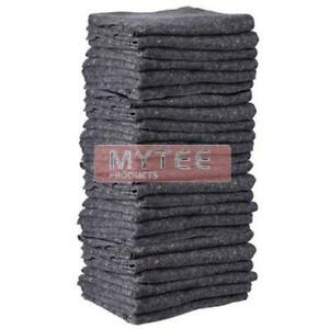Moving Pads Filler Pads 72 X 80 24 Pack Skin Moving Blankets