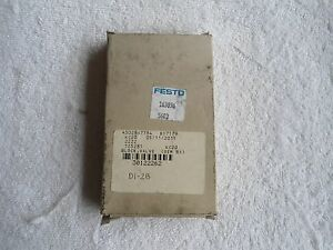 Nib Festo Pneumatic Multiple Connector Plate Cpv14 vi p6 1 8 163896